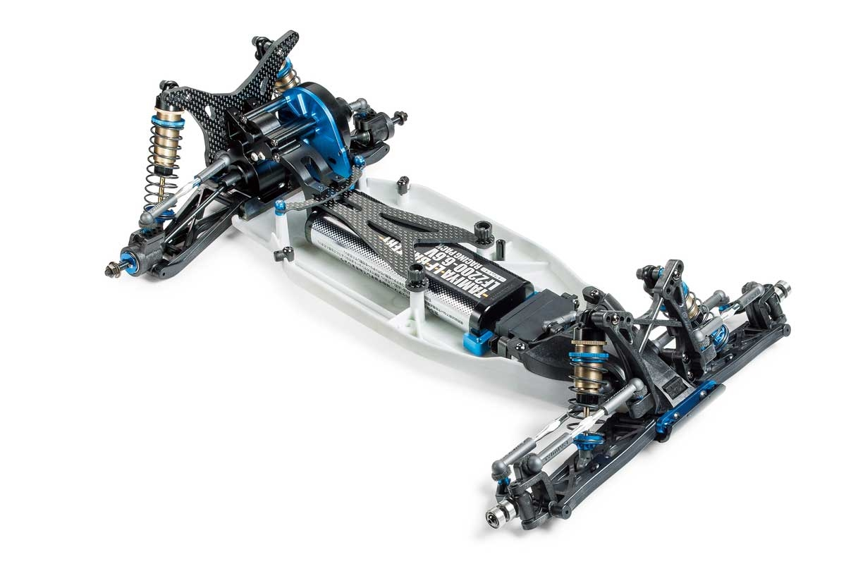 Rc Trf211Xm Chassis Kit