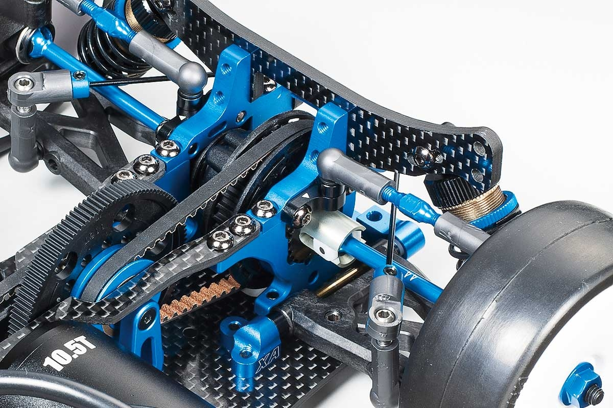 Rc Trf419X Chassis Kit