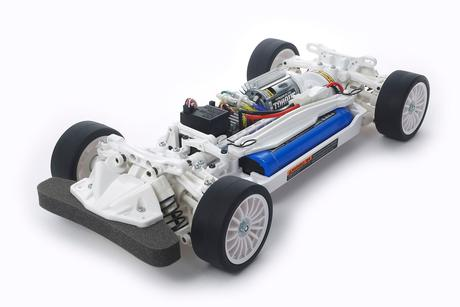 Rc Tt-02 Chassis Kit