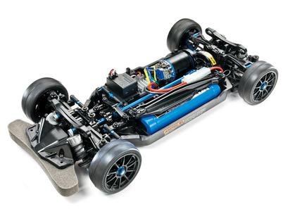Rc Tt-02R Chassis Kit