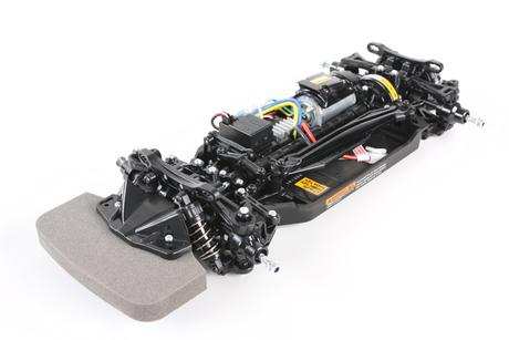 Rc Tt02 Chassis