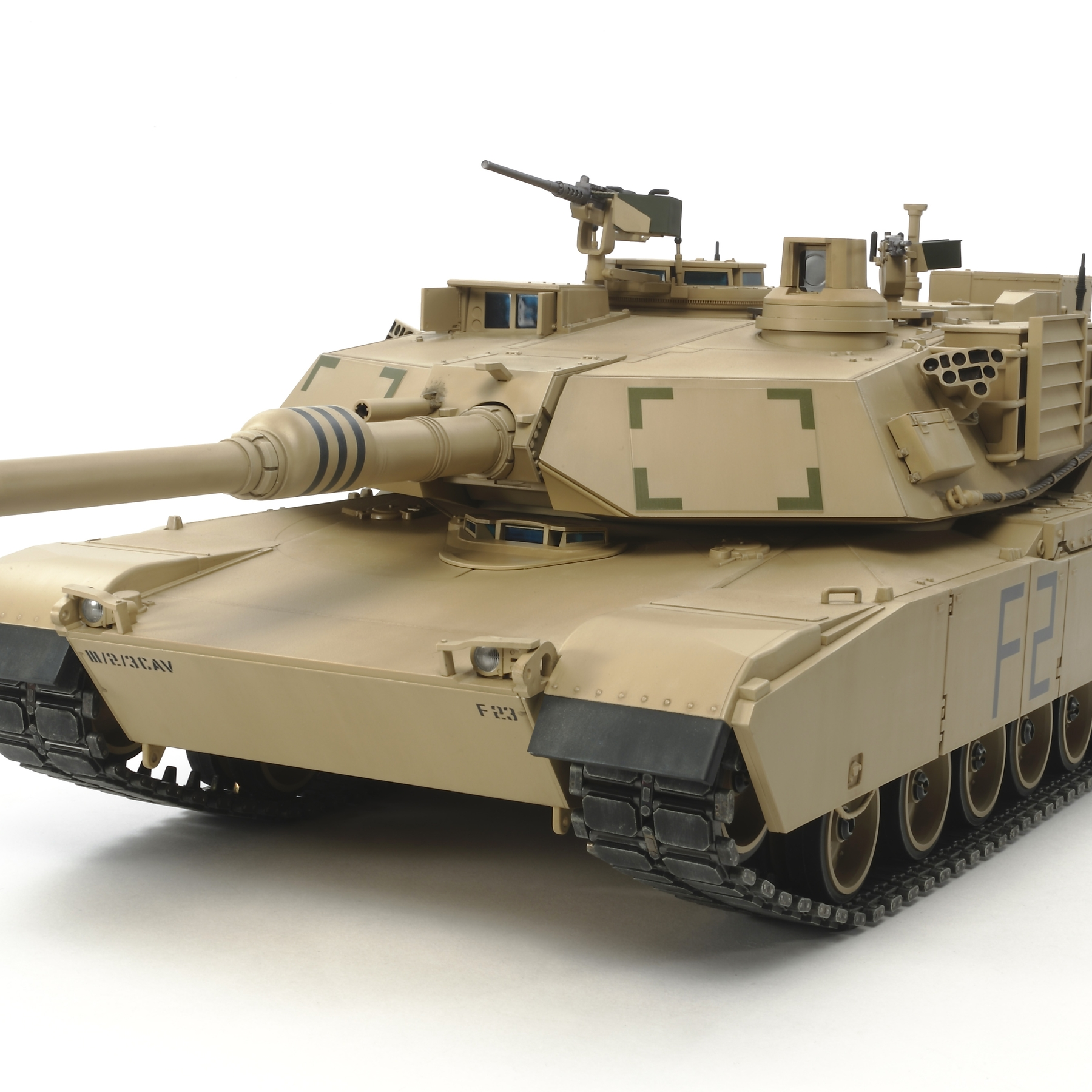 Rc Us M1A2 Abrams