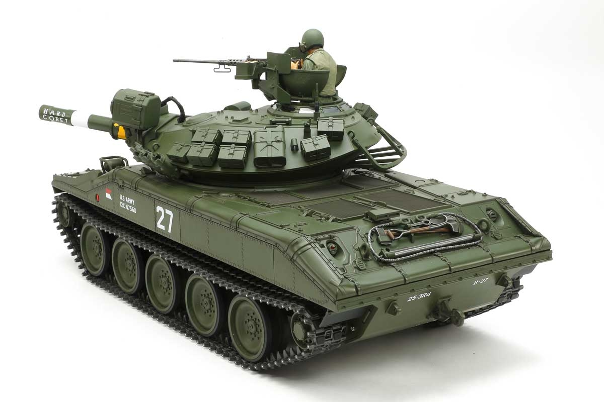 Rc Us M551 Sheridan