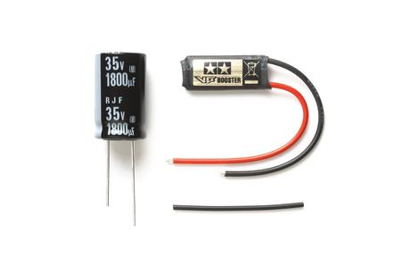 Rc Vg Booster & Capacitor