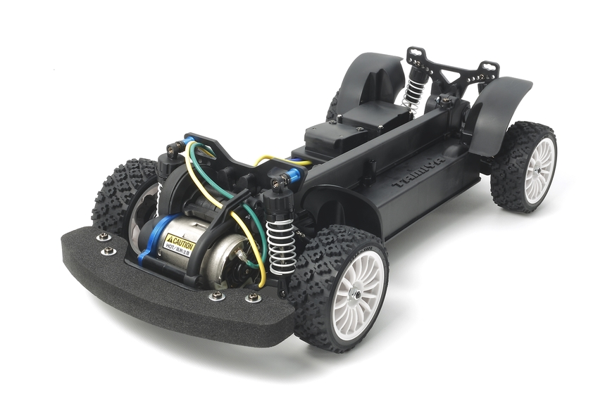 Rc Xv-01 Chassis Kit