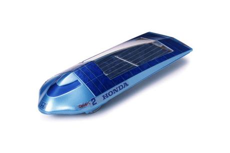 Solar Car Honda Dream
