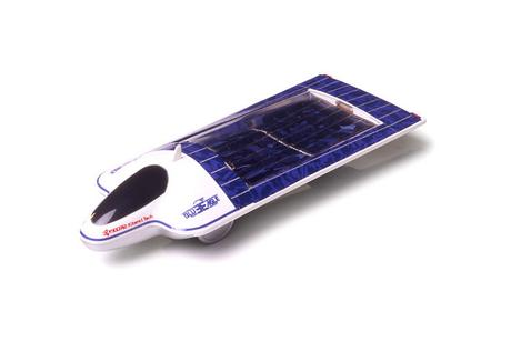 Solar Car Kyocera Blue Eagle