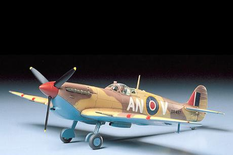 Super Mc Spitfire Mk.Vb Trop.