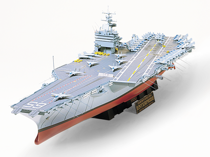 U.S. Enterprise Arcrft Carrier