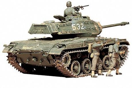 U.S. M41 Walker Bulldog Kit