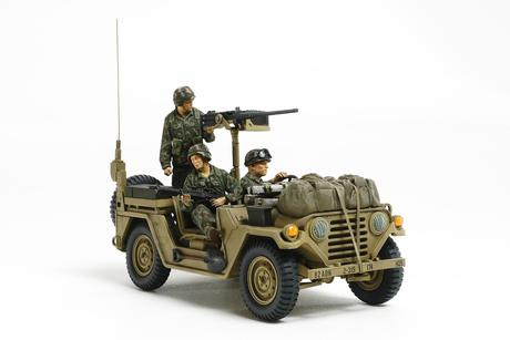 Us Utility Truck M151A2