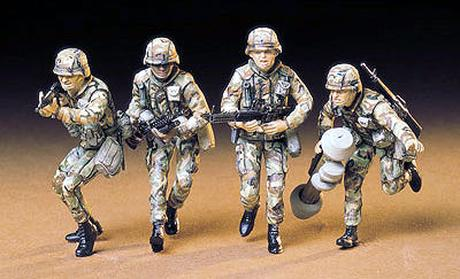 U.S.Modern Army Infantry Set