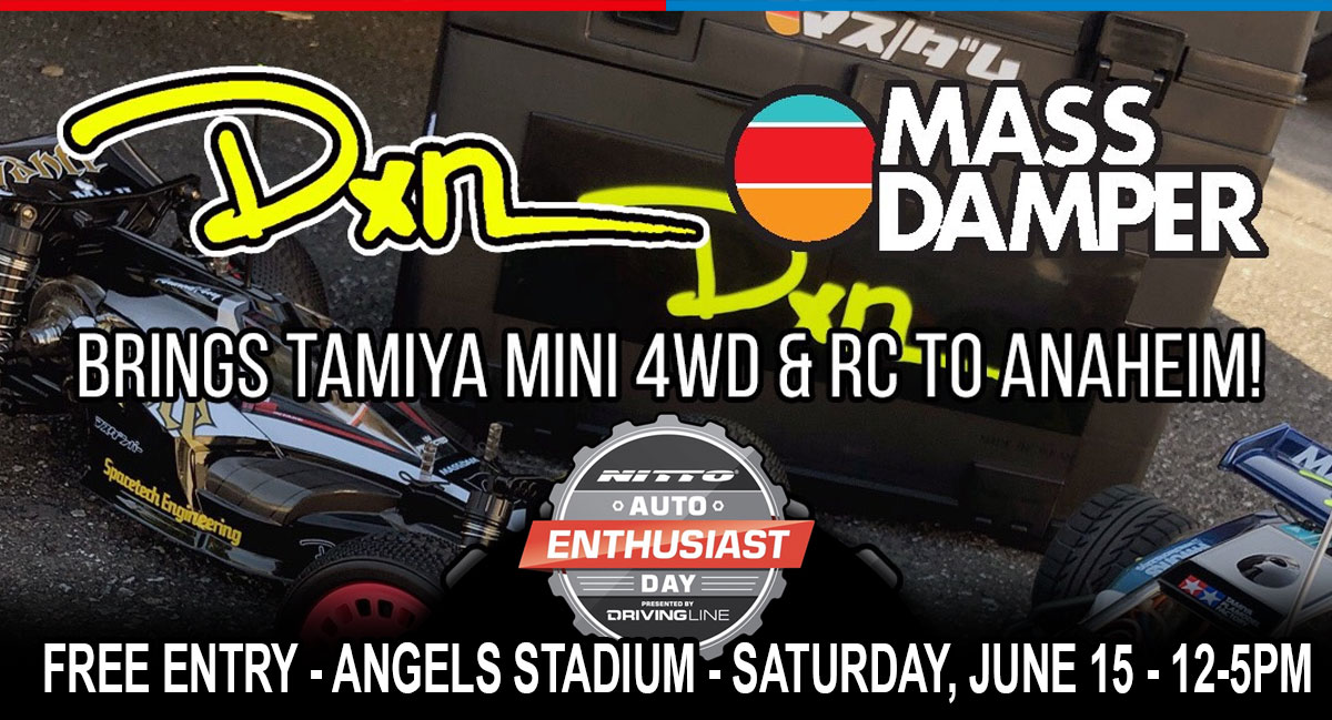 Nitto Auto Enthusiasts Day Event with Dxn / Mass Damper