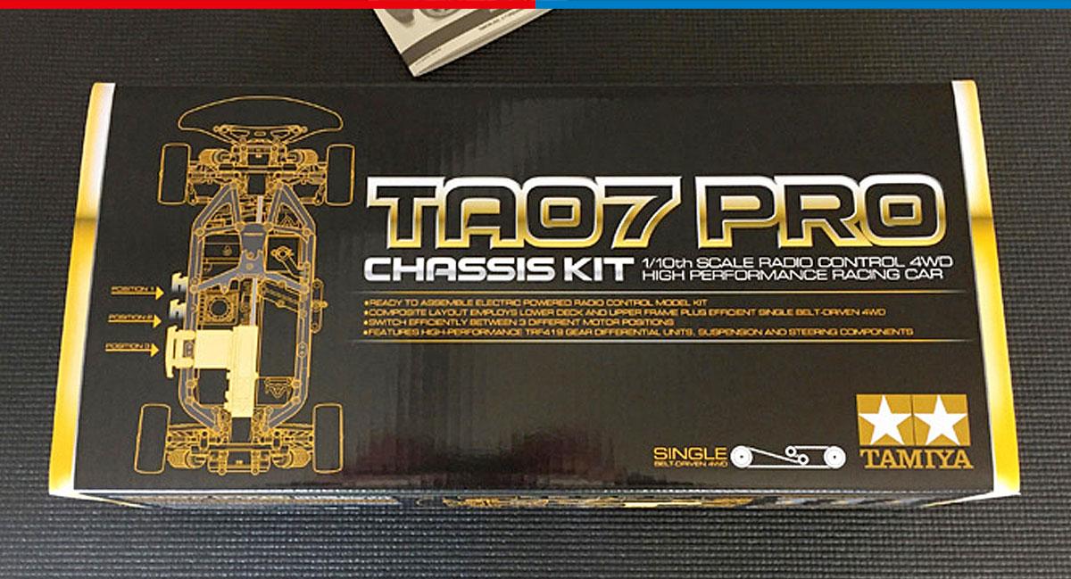 486b32a34e841 Fred's Tamiya 58636 TA07 Pro Build / Tamiya USA