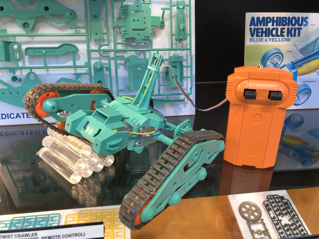 2019 Nuremberg Toy Fair / Tamiya USA