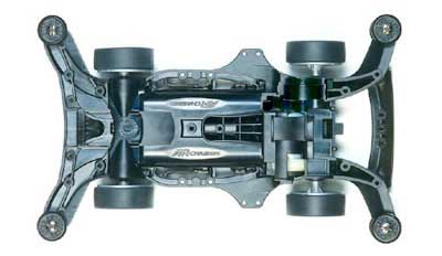 Mini 4WD AR Chassis