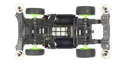 Mini 4WD MS Chassis