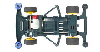 Mini 4WD Super FM Chassis