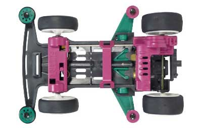 Mini 4WD Super I Chassis