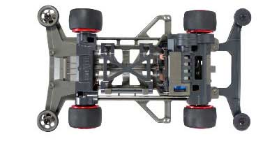 Mini 4WD Super X Chassis