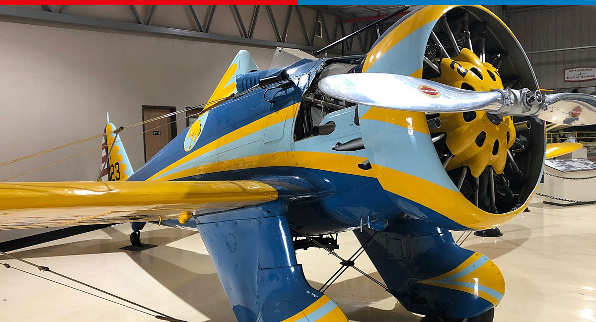 2019 Planes of Fame Airshow - May 4-5 - Chino Airport
