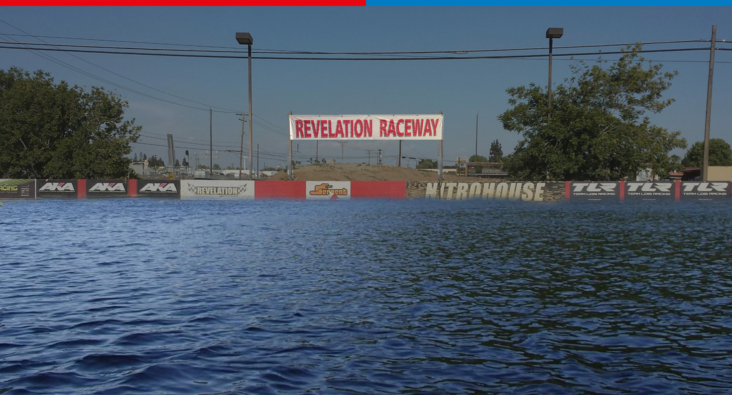 TCS Race at Revelation Raceway - Rain Re-Schedule